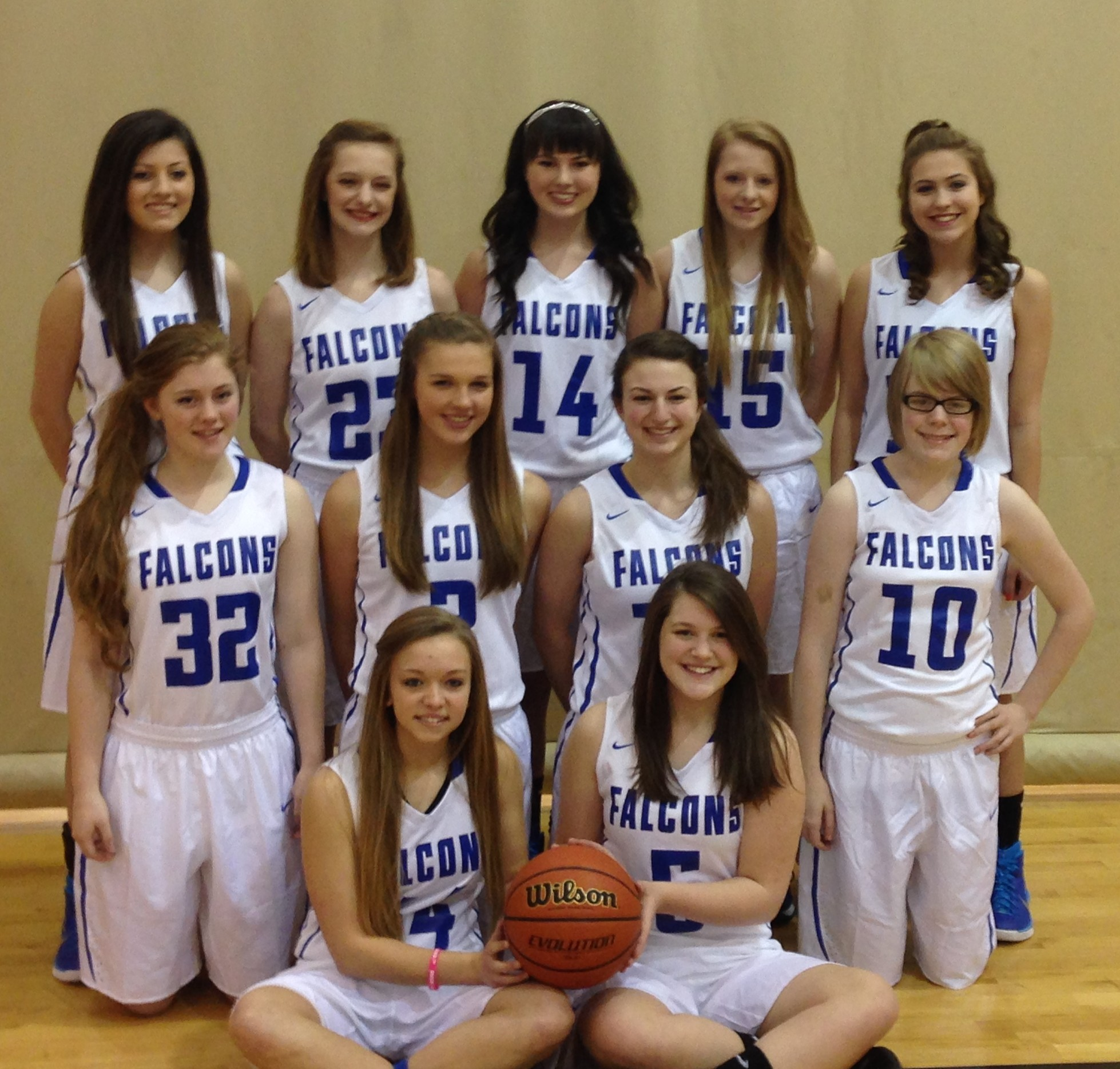 2014-2015 18U Girls Basketball