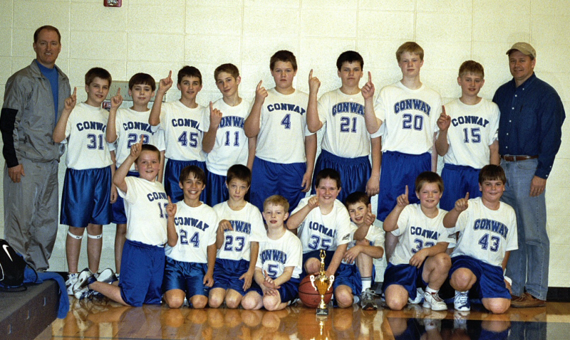 2006 12U Boys ACC Conference Champs