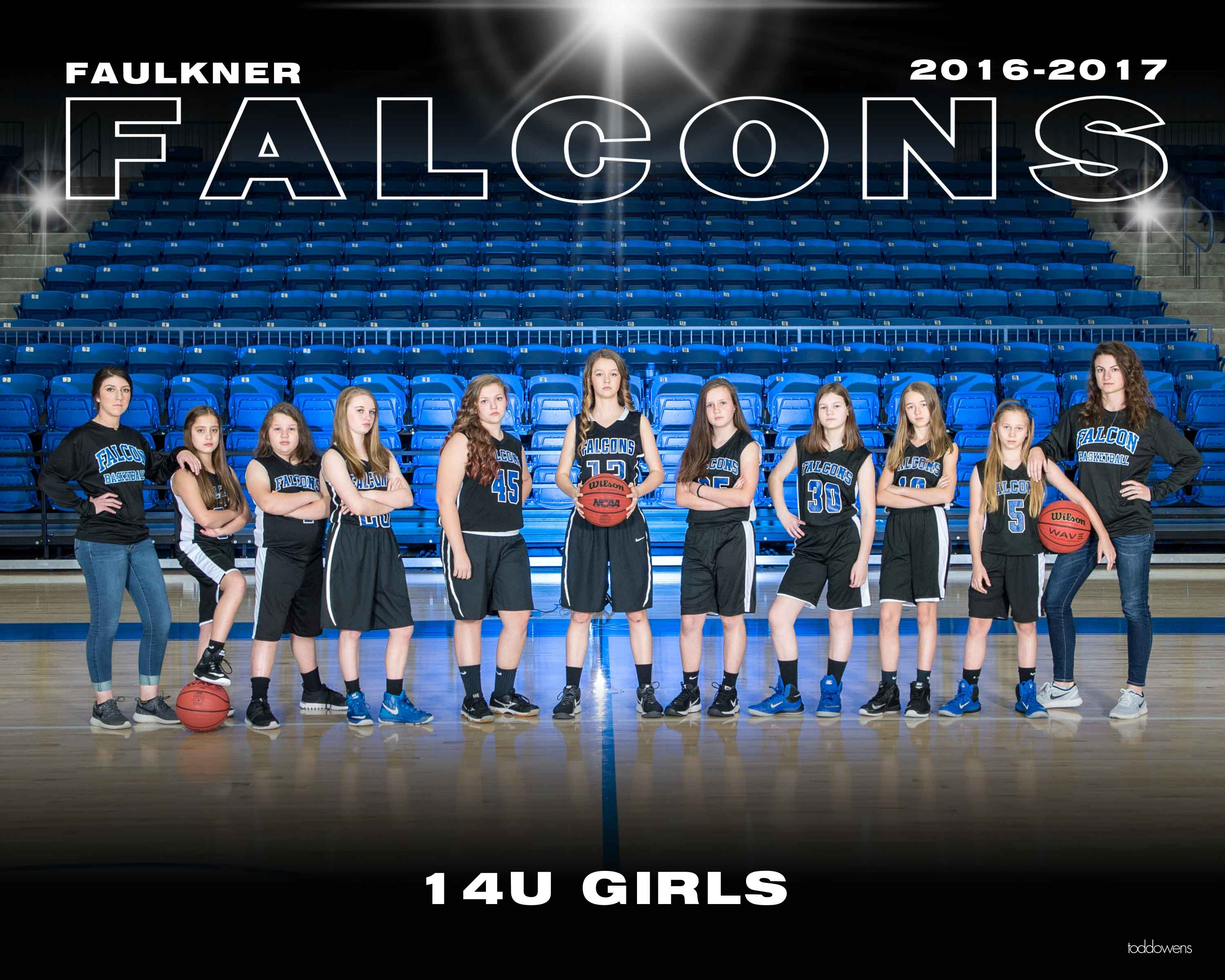 Falcon BB 14U Girls
