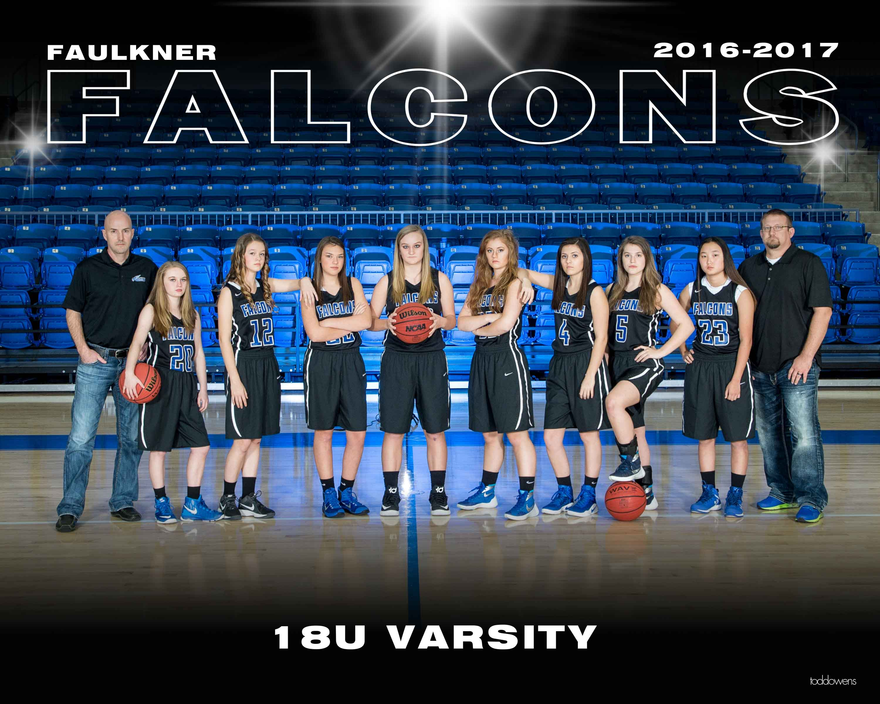 Falcon BB 18 VARISTY GIRLS