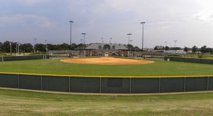 Home field is at the City of Colleges Park in Conway.