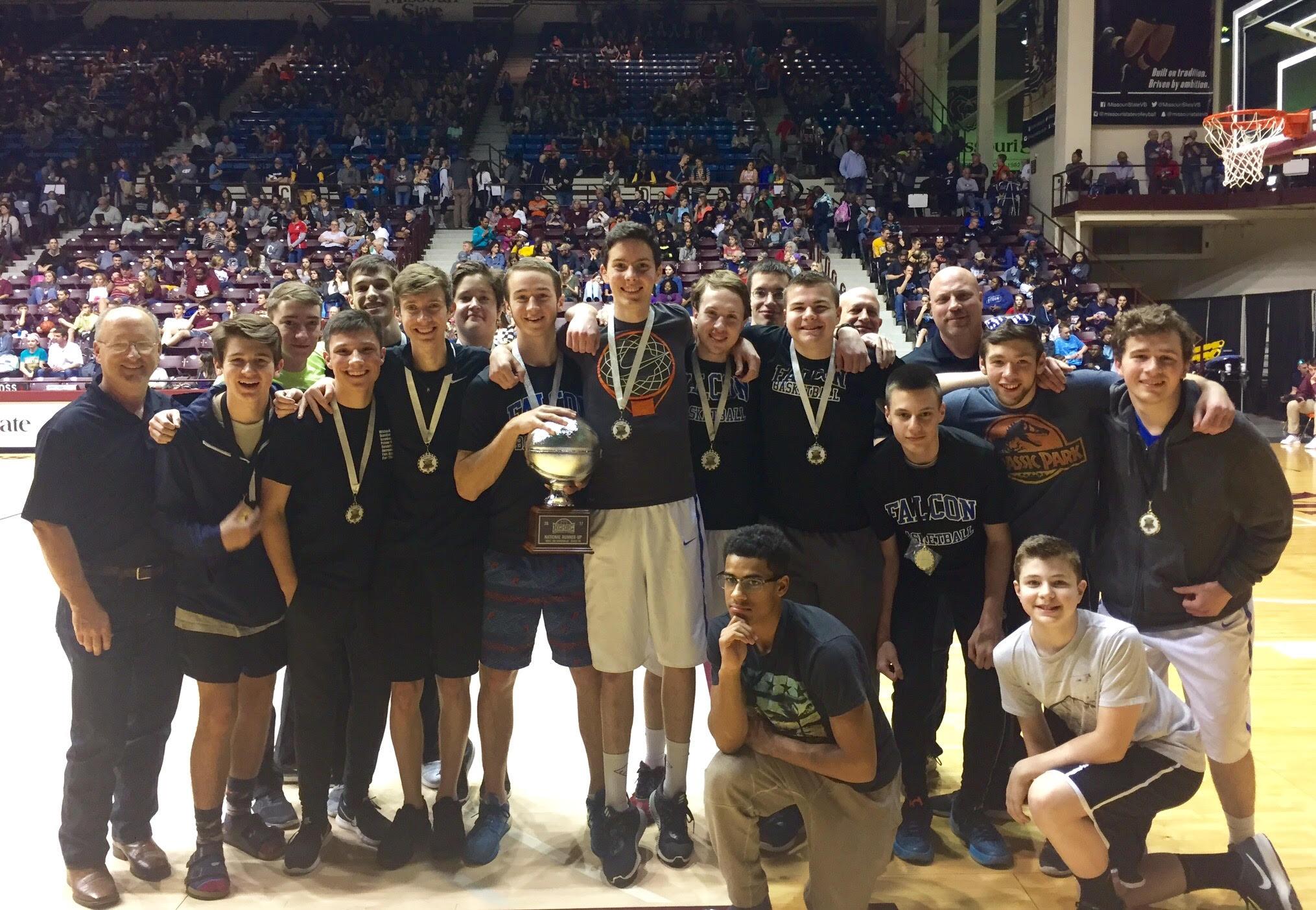 2017 18U Boys NCHBC Division III Silver Ball Champions